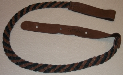 Mandolin Strap - Flat Braided - 43